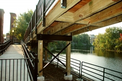 Bridge Decking and Bridge Building Timbers Thumbnail